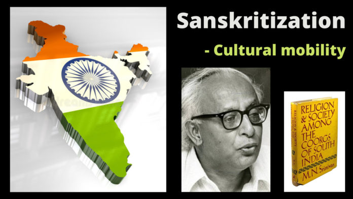 sanskritization- never forget the roots