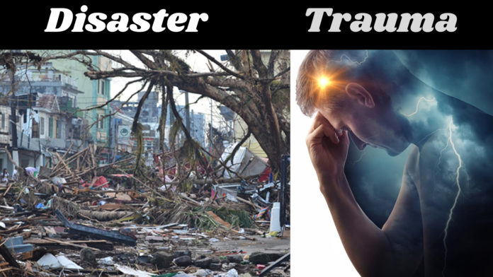 Anthropology of disaster