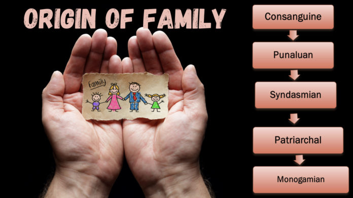 Theories of the Origin of the Family
